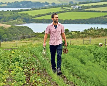 Plot to Plate: The Padstow Kitchen Garden