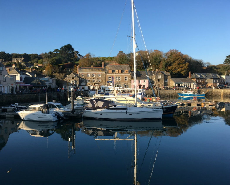 Padstow Christmas Festival 2016